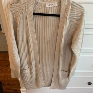RD Style Sweaters - Rd style sweater with patch sleeves